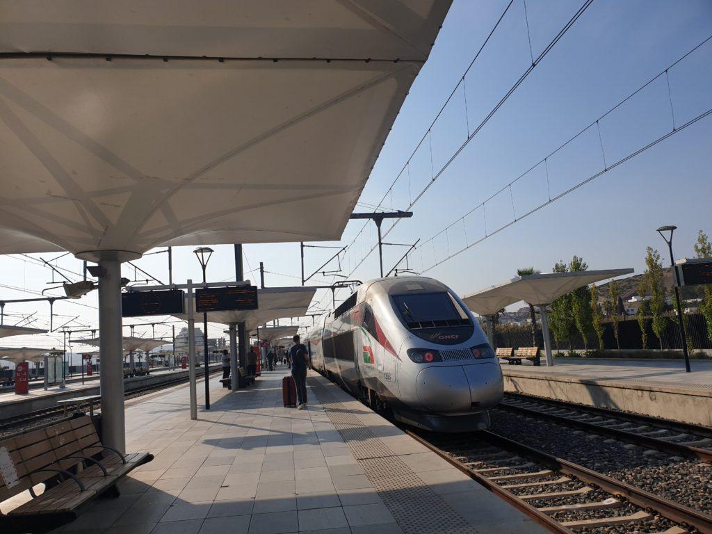 Al Boraq Train